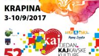 Na internetskim stranicama Grada Krapine objavljen je program Tjedna kajkavske kulture koji će se ove […]