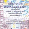 U subotu, 9. rujna u Osnovnoj školi Bedekovčina s početkom u 18 sati održat će […]